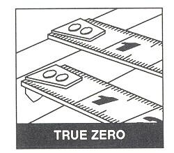 El cero verdadero